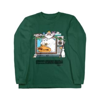 DUCK Long sleeve T-shirts