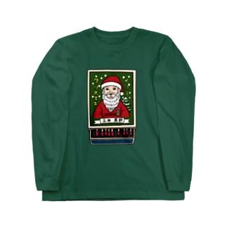すとろべりーガムFactoryのクリスマス限定マッチ箱 Long sleeve T-shirts