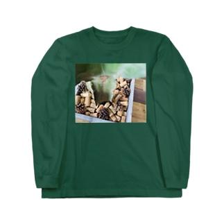 コルク Long sleeve T-shirts