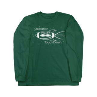 operation touchdown W Long sleeve T-shirts