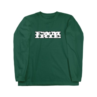 FAM IRIE LOGO Long sleeve T-shirts