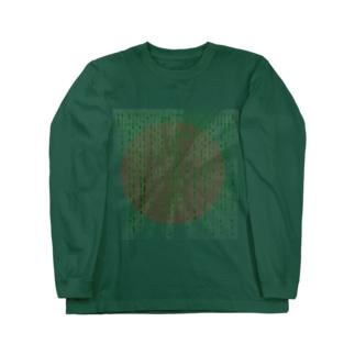 昭和8.15-200630 Long sleeve T-shirts
