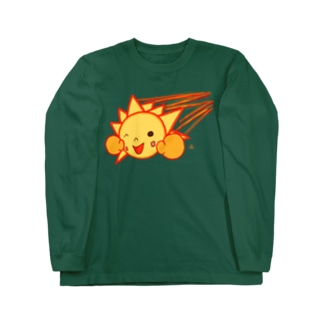 GO ともSUN Long sleeve T-shirts