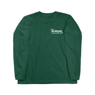 tempos Long sleeve T-shirts