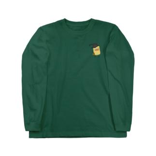 ハロウィンなセンパイ Long sleeve T-shirts