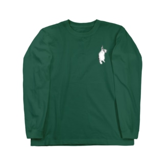 猫踊り...? Long sleeve T-shirts