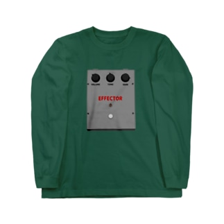 エフェクター - EFFECTOR Long sleeve T-shirts