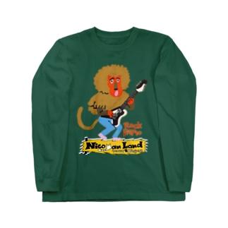 Rock Papio Long sleeve T-shirts