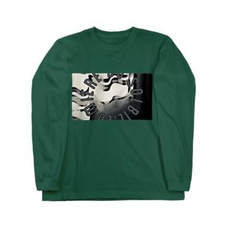 モノクロ Long Sleeve T-Shirt