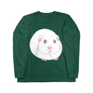 泣き虫モルモット Long Sleeve T-Shirt