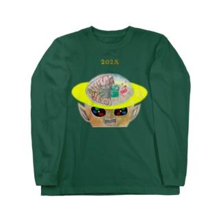 【明るめ】【ちょい上め】NEW OLYMPIX『202X』 Long Sleeve T-Shirt
