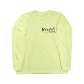 ふぁーむbuffo 両面Tシャツ Long Sleeve T-Shirt