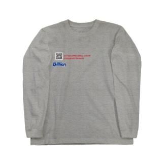 み ロングスリーブTシャツ