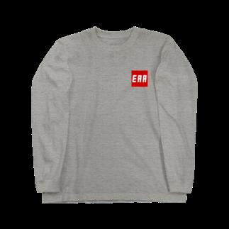 EAA!! OfficialStoreのEAA LOGOロングスリーブTシャツ