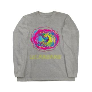 U.C.AMOAMO【B】 ロングスリーブTシャツ