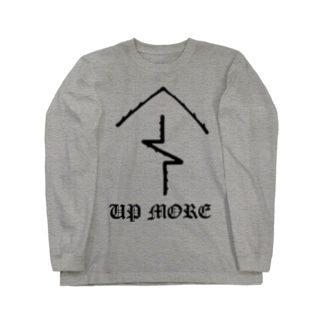 upmore ロングスリーブTシャツ