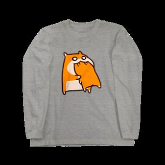 NORICOPOの共食い ロングスリーブTシャツ