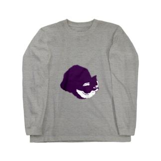 catT ロングスリーブTシャツ