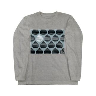 shime-neko ロングスリーブTシャツ
