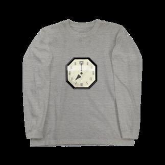 RKSのクロック ロングスリーブTシャツ