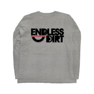 ENDLESS DIRT Long sleeve T-shirts
