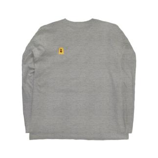 将棋の駒(水無瀬)「歩」 Long sleeve T-shirts