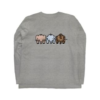 paopao in my pocket Long sleeve T-shirts