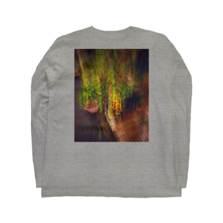 green y Long sleeve T-shirts