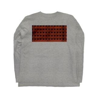 ラックレール・グレーチング Long sleeve T-shirts