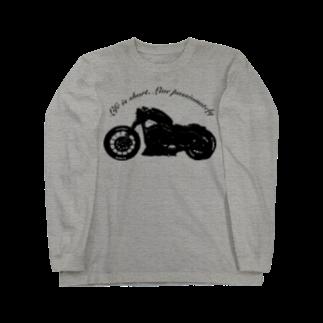ドン ビタエニアータの人生は短い。 Long sleeve T-shirts