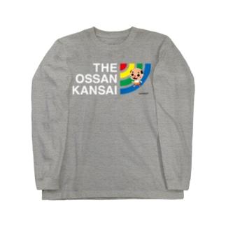 OSSAN KANSAI Long sleeve T-shirts