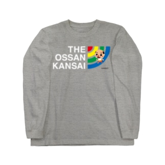 OSSAN KANSAI Long sleeve T-shirts