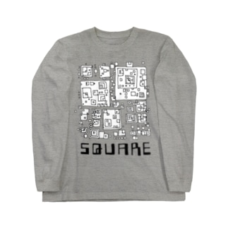 SQUQRE Long sleeve T-shirts