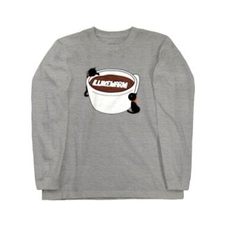lukewarm Long sleeve T-shirts