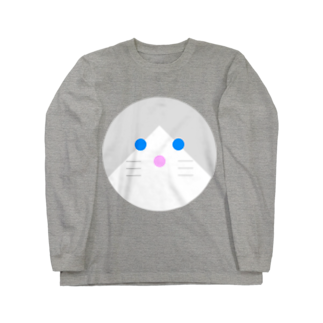 sh0p_のneko Long sleeve T-shirts