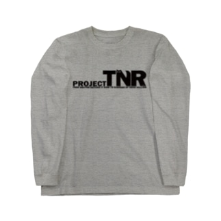 PROJECT TNR Long sleeve T-shirts