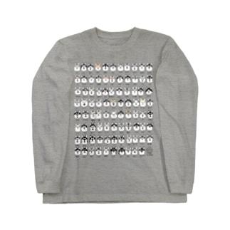 ハスキーズTシャツ Long sleeve T-shirts