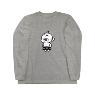 コオニ Long sleeve T-shirts