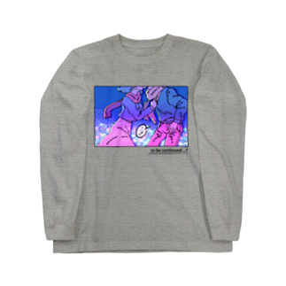 unknown+storeのワンシーンを永遠に Long sleeve T-shirts