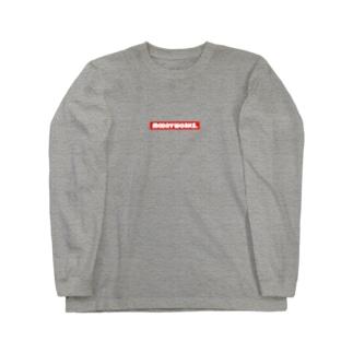 井戸端会議用T Long sleeve T-shirts