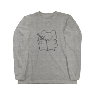 精霊くまうさの「に」日記 Long sleeve T-shirts
