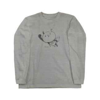 おちゃめな大阪パンダーマン Long sleeve T-shirts