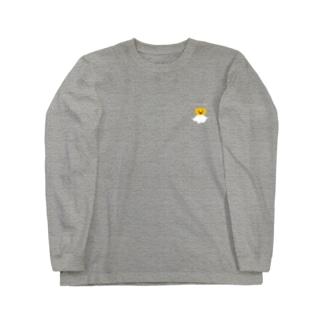 ふわっとジャックオランタン Long sleeve T-shirts