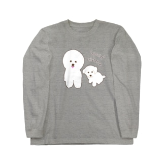 Bichon Frise Special existence Long sleeve T-shirts