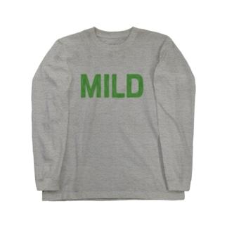 MILD Long sleeve T-shirts