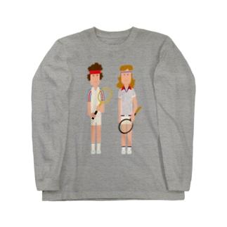 McEnroe & Borg Long sleeve T-shirts