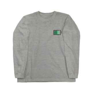 バッテリー Long sleeve T-shirts