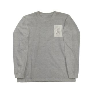 バレー部 Long sleeve T-shirts