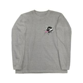烏賊 Long sleeve T-shirts