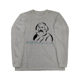MARX マルクス Long sleeve T-shirts